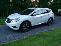 Picture of 2016 Nissan Murano Platinum AWD, exterior