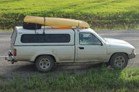 Picture of 1989 Toyota Pickup 2 Dr One Ton Standard Cab LB, exterior