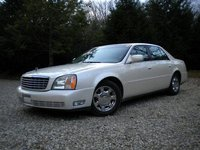 Picture of 2001 Cadillac DeVille DTS, exterior