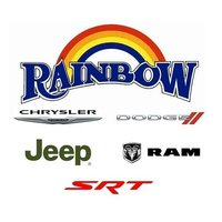 Rainbow Chrysler Dodge Jeep Ram logo