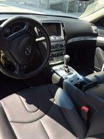 Picture of 2015 Infiniti Q60 Journey, interior