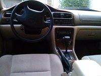 Picture of 1998 Mazda 626 LX, interior