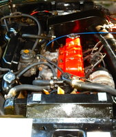 Picture of 1978 MG MGB Coupe, engine