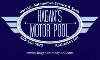Hagan's Motor Pool logo