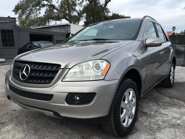 2006 mercedes benz m class pictures cargurus for 2006 mercedes benz ml350 4matic