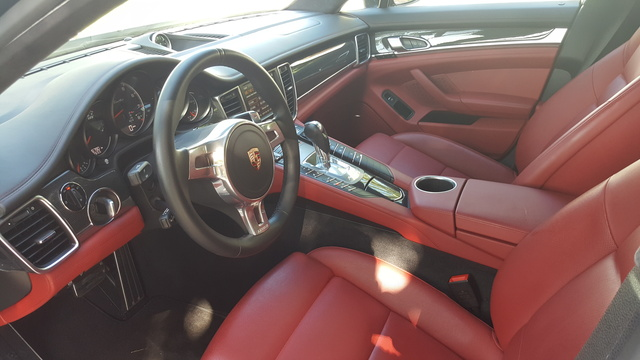 Picture Of 2014 Porsche Panamera Turbo Interior Gallery Worthy