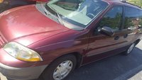 2000 Ford Windstar Cargo Overview