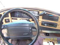 Picture of 1992 Ford E-150 XLT Club Wagon, interior