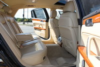 Picture of 2005 Volkswagen Phaeton 4 Dr W12 Sedan, interior