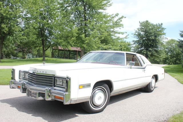 Picture of 1978 Cadillac Eldorado
