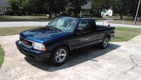 Picture of 2001 GMC Sonoma SLS Extended Cab Short Bed 2WD, exterior, gallery_worthy