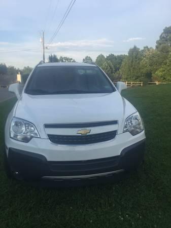 Picture of 2012 Chevrolet Captiva Sport 2LS