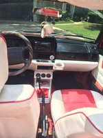 Picture of 1990 Volkswagen Cabriolet Boutique, interior