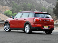 2016 MINI Cooper Clubman Base, 2016 Mini Clubman in Blazing Red, exterior