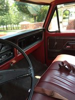 Picture of 1973 Ford F-100, interior