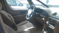 Picture of 1995 Pontiac Trans Sport 3 Dr SE Passenger Van, interior