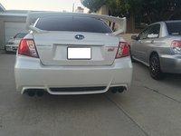 Picture of 2014 Subaru Impreza WRX STI Limited Sedan AWD, exterior, gallery_worthy
