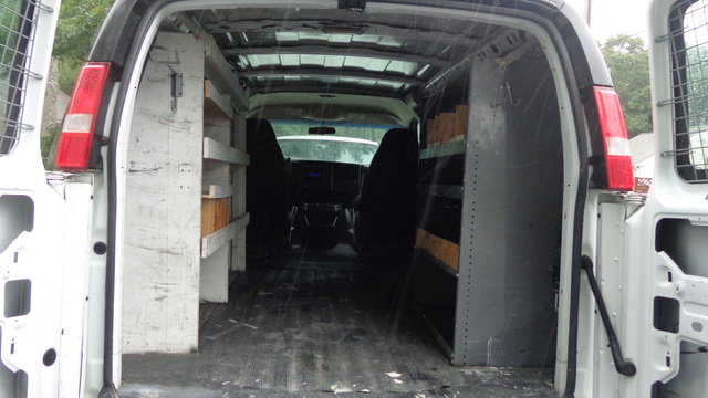 Picture of 2006 Chevrolet Express LS 2500 Van, interior