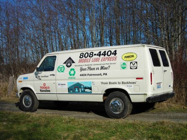Picture of 1991 Ford E-350 STD Econoline Cargo Van