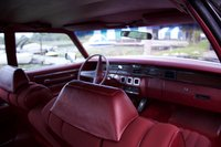 Picture of 1970 Lincoln Continental, interior
