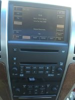 Picture of 2008 Cadillac STS V6 Luxury Performance, interior