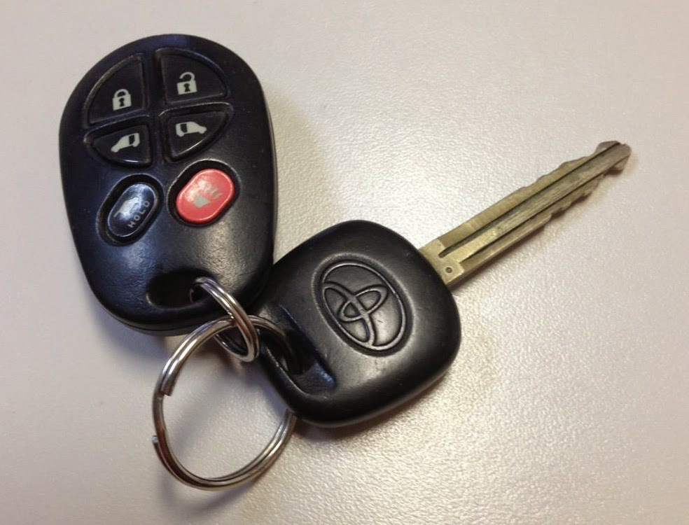Toyota Sienna Questions - If too many keys and or fobs have been