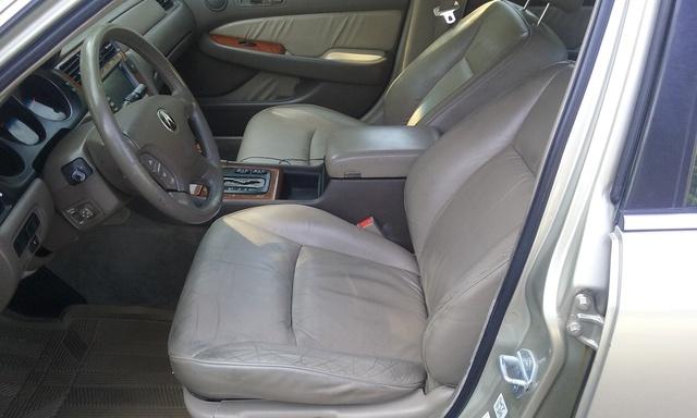 Picture of 2004 Acura RL 3.5L, interior