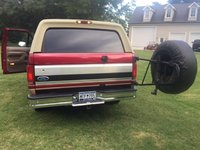 Picture of 1995 Ford Bronco Eddie Bauer 4WD, exterior
