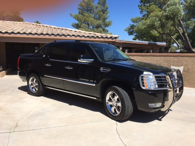 2008 cadillac escalade ext pictures cargurus. Black Bedroom Furniture Sets. Home Design Ideas