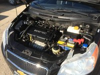Picture of 2009 Chevrolet Aveo LS, engine