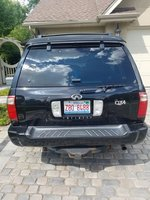 Picture of 2002 Infiniti QX4 4 Dr STD 4WD SUV
