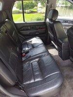 Picture of 2002 Infiniti QX4 4 Dr STD 4WD SUV, interior