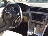 Picture of 2015 Volkswagen Golf SportWagen SE, interior