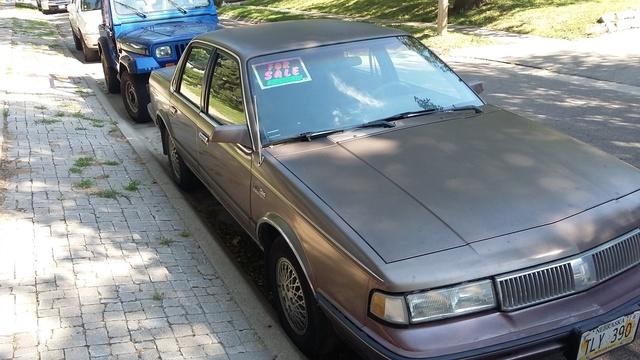 Picture of 1989 Oldsmobile Cutlass Ciera, exterior