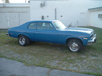 1971 Chevrolet Nova Overview