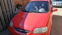 Picture of 2004 Chevrolet Aveo Base Hatchback, exterior