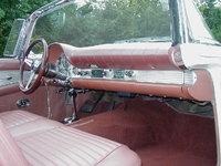 1957 Ford Thunderbird, Copper interior, Autometer gauges. , interior