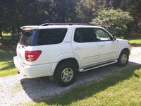 Picture of 2002 Toyota Sequoia Limited 4WD, exterior