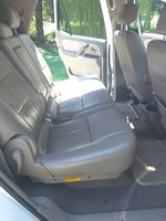 Picture of 2002 Toyota Sequoia Limited 4WD, interior