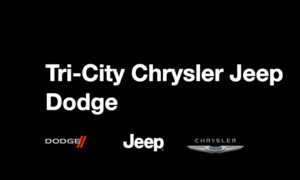 tri city chrysler jeep dodge eden nc read consumer reviews browse used and new cars for sale. Black Bedroom Furniture Sets. Home Design Ideas