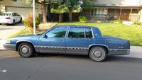 Picture of 1989 Cadillac DeVille Base Sedan, exterior