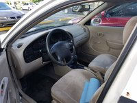 Picture of 2000 Kia Sephia Sedan, interior