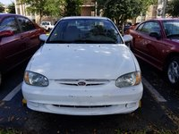 Picture of 2000 Kia Sephia Sedan, exterior