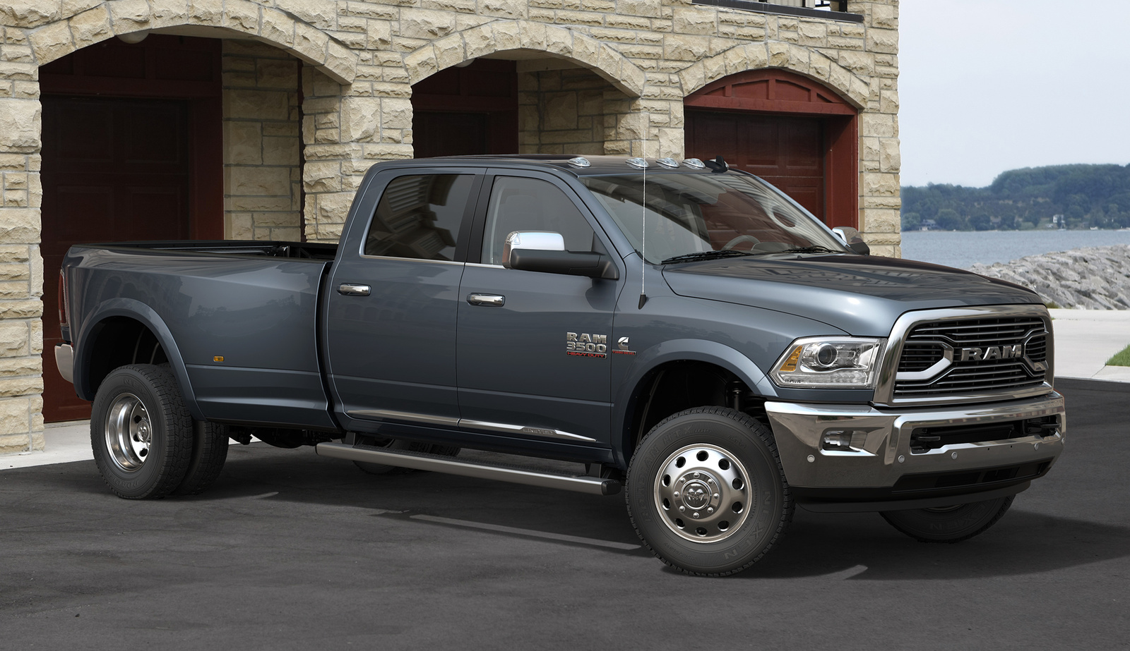 2017 Dodge Ram >> 2017 Ram 3500 Overview Cargurus