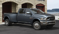 2017 Ram 3500, Front-quarter view., exterior, manufacturer, gallery_worthy