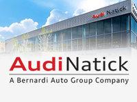 Audi Natick logo