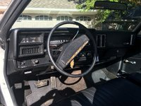 1973 Chevrolet El Camino, steering view, interior