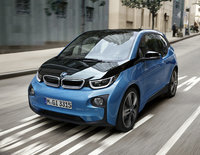 2017 BMW i3, Front-quarter view., exterior, manufacturer, gallery_worthy