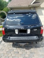 Picture of 2002 Infiniti QX4 4 Dr STD 4WD SUV, exterior