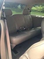 Picture of 2001 Ford Windstar SE, interior